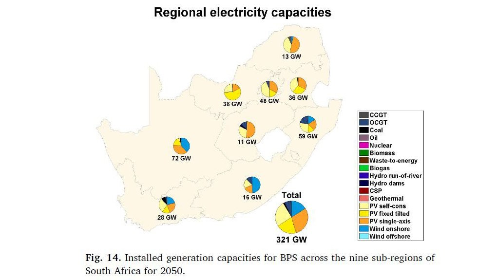 New study confirms renewables-based system not only possible but cheapest for South Africa