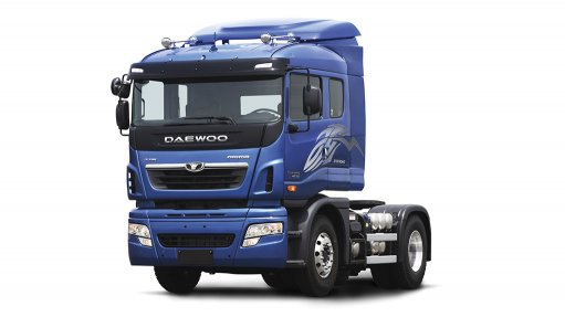 Daewoo Trucks stages a comeback, launches new Maximus