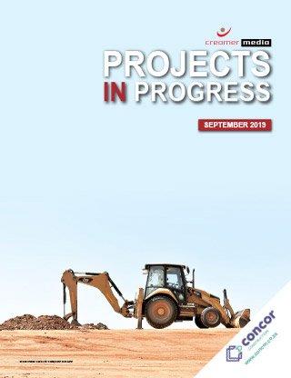 Projects in Progress - September 2019