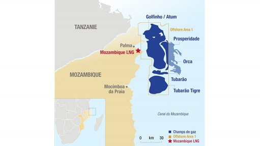 Oil major Total closes purchase of Anadarko's Mozambique LNG asset