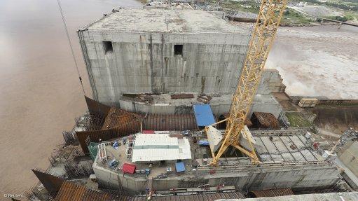 Ethiopia dam official blames construction delays on conglomerate METEC