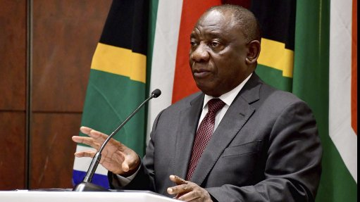 If the health system is corruptible, we all suffer – Ramaphosa