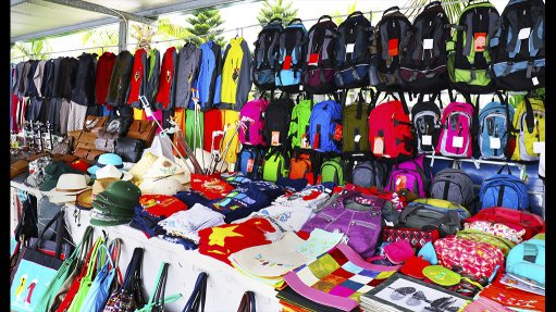 MADE IN CHINA Most counterfeit goods sold in Africa are imported from China or other Eastern countries