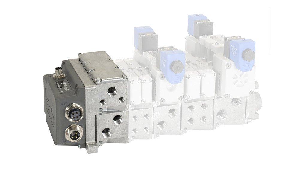 NOTABLE ENHANCMENTS  Parker enhances ISO valve portfolio with addition of P2H IO-Link node