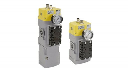 Pneumatic components reduce plant costs