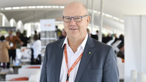 Miners need to be agile, innovative, says Andrew Lane