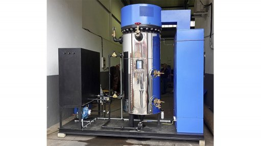 Allmech's Benoni-built electrode boilers exceed import quality