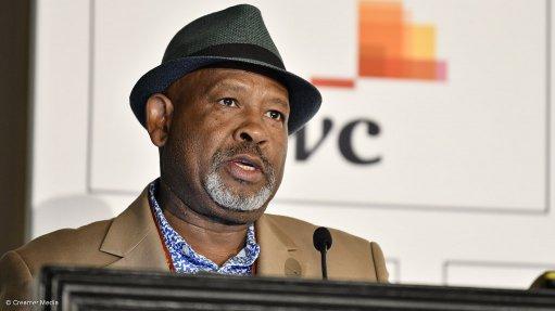 Eskom chairperson and acting CE Jabu Mabuza