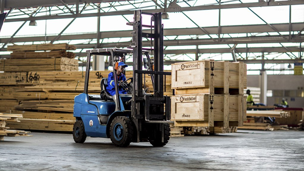 SIGHTS ON MOZAMBIQUE  With several large industrial projects expected to start in Mozambique, PackSolve has earmarked the country as its first potential market