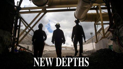 Venetia Underground on track to start production in 2021