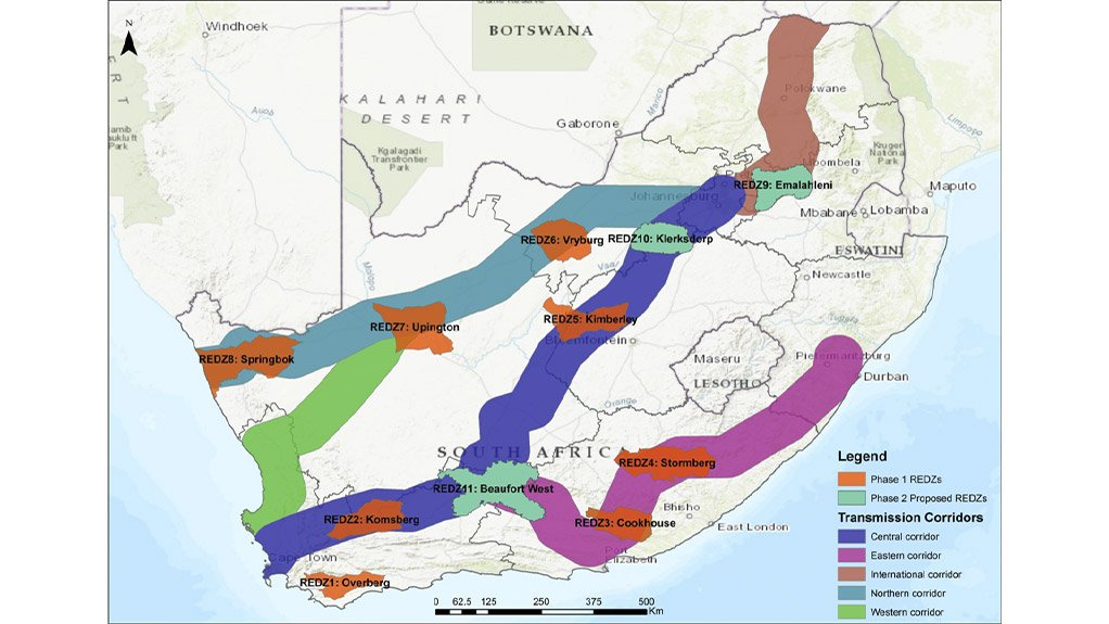 Renewable Energy Development Zones