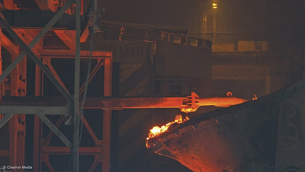 SPARKING INTEREST The stainless steel albeit somewhat stagnant offers a few sparks of investment interest
