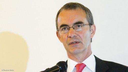 Minerals Council chief economist Henk Langenhoven