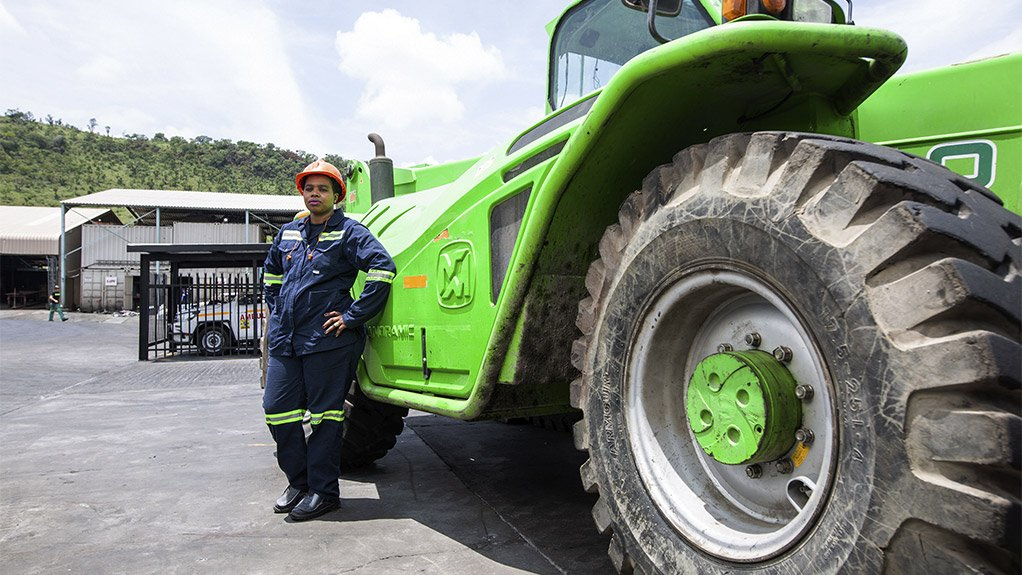 CHANGING MINDSETS  Owing to more and more women entering into areas once deemed the preserve of men, there needs to be a shift in the way that PPE is procured for the workforce