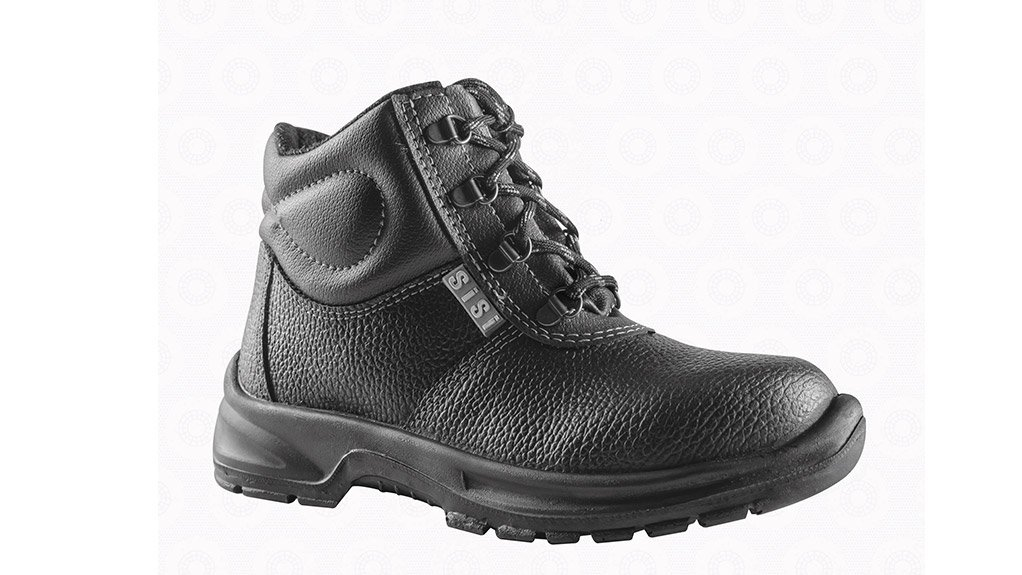 NEW EDITION The company is unveiling Yvonne, Sisi safety wear's first split-leather chukka boot, an economical solution targeted at contract workers and those on a budget