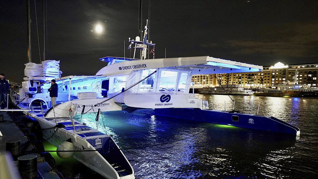 \Agreement signed on this hydrogen ship