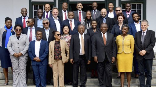 Ramaphosa to appoint two further councils to help address country's developmental challenges