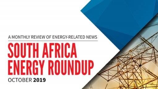 Energy Roundup – October 2019