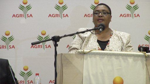Agri SA, Minister agree on need for partnerships to advance growth