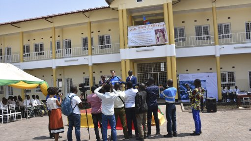 ERG aiming to replicate child protection centre model in DRC