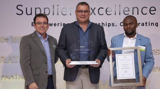 Mechanised equipment supplier wins award