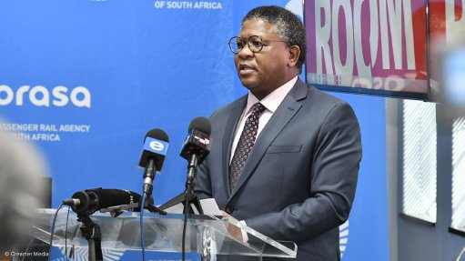 Mbalula calls for efforts to overcome inefficiencies, infrastructure backlogs