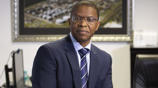 Sapref appoints new MD
