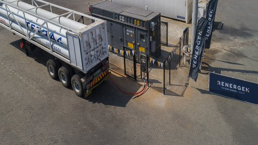 Renergen completes commissioning of second CNG filling station