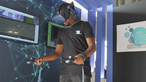 Virtual reality solution adding new team-building dimension
