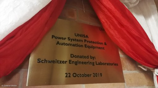 Unisa launches digital simulation platform for power systems, protection automation equipment