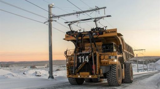 Boliden expands electrified transportation in Sweden, Finland mines