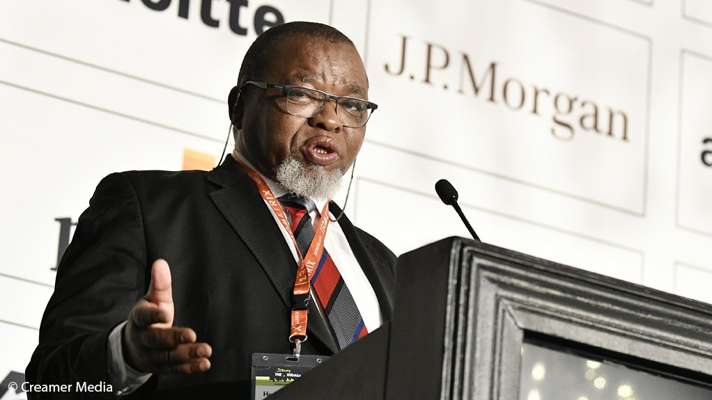 GWEDE MANTASHE Gazetting of the Integrated Resources Plan would provide another opportunity for comment on the document