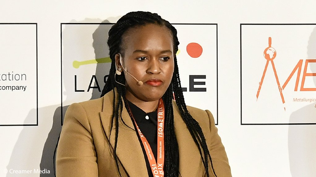 NTSIKI ADONISI-KGAME Strong leadership will be key in continuing the industry's growth trajectory