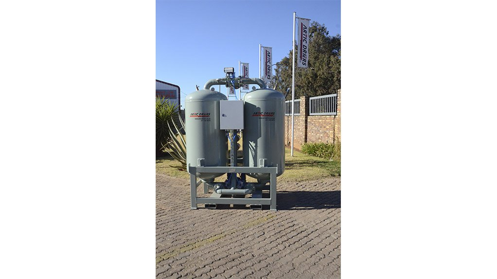 SAVINGS IN THE AIR   Artic Driers can rebuild many old air dryers sold by certain manufacturers. This will make them more energy efficient and generally cost-effective