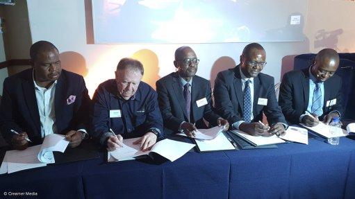 Anglo, Exxaro, others partner on initiative to drive socioeconomic development