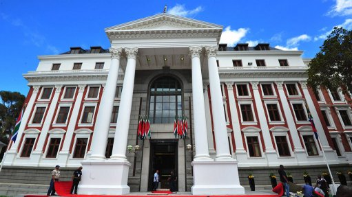 R110m for refurbishments to MPs' houses and R540m for improvements at Parliament