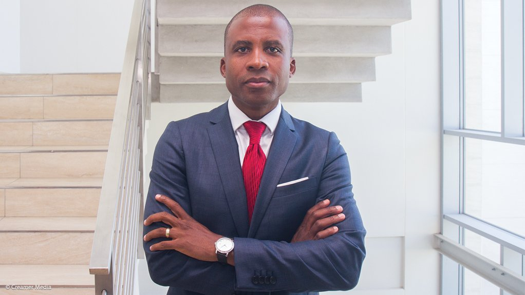 Bushveld CEO Fortune Mojapelo