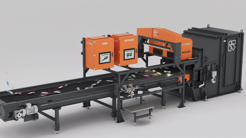 Get Ready For Big Data: TOMRA Introduces Deep Learning Add-On For Autosort Machines At Ecomondo