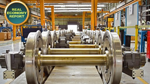 Ubunye inaugurates modern rail components factory