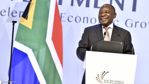 Steady progress being made to make South Africa a 'competitive investment destination'