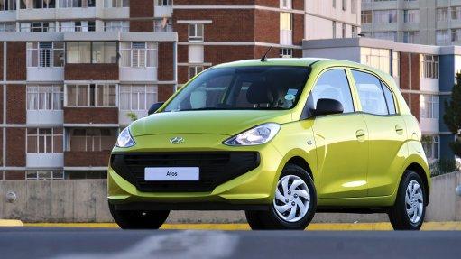 The Hyundai Atos returns as the new-car market continues to struggle