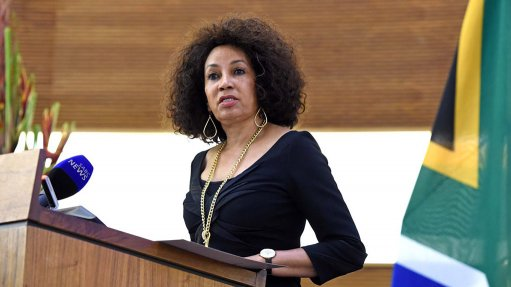 Water availability in consumers' hands – Sisulu