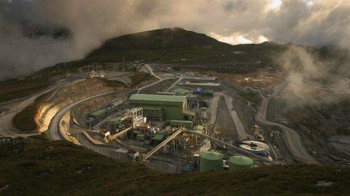 Cerro Corona mine, Peru