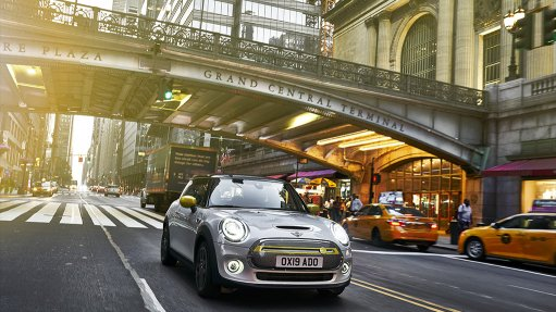 BMW set to launch electric Mini in South Africa in 2020