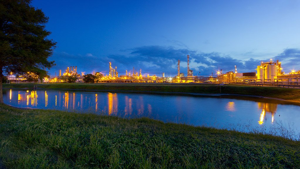 WHAT A VIEW In May, Sasol re-evaluated and set out the principal factors that had resulted in an increase in the Lake Charles Chemical Project capital cost guidance