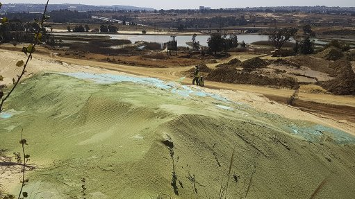 Tailings solutions target reduced water use, pollution