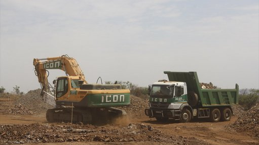 Technology huge driver  for earthworks company