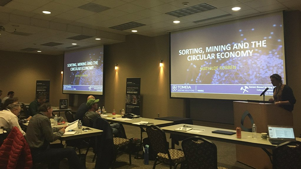 TOMRA holds first-of-its-kind seminar on sensor-based sorting with resounding success