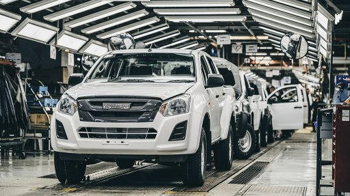 Isuzu announces R1.2bn investment in next-gen bakkie programme