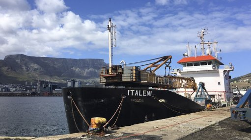 TNPA starts dredging maintenance at Cape Town port